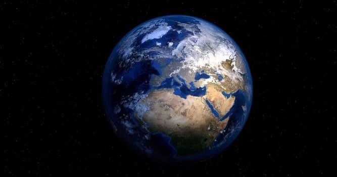 Geografía Pregunta Trivia: ¿Cuál es el continente más pequeño de la Tierra?