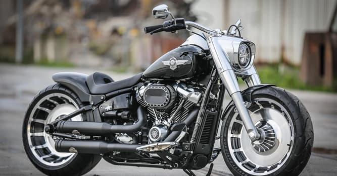 Sociedad Pregunta Trivia: ¿En qué país se fundó Harley-Davidson?