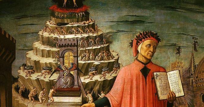 """Cultura Pregunta Trivia: ¿Cuántos círculos de tormento hay en el poema """"Infierno"""" de Dante Alighieri?"""