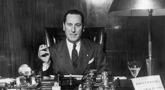 Sociedad Pregunta Trivia: ¿De qué país sudamericano fue presidente Juan Domingo Perón?
