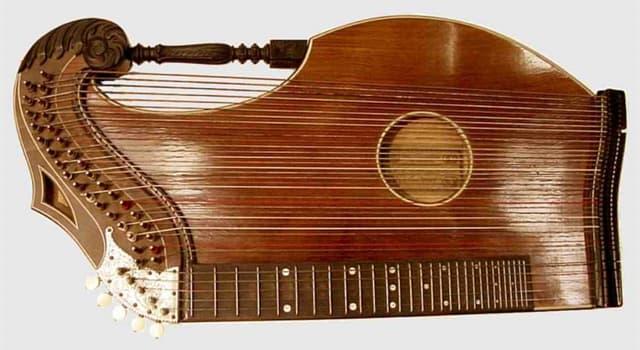 Cultura Pregunta Trivia: ¿Cómo se llama el instrumento musical de la imagen?