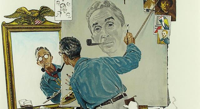 Cultura Pregunta Trivia: ¿Cómo se llama el retrato de un artista que es creado por ese mismo artista?