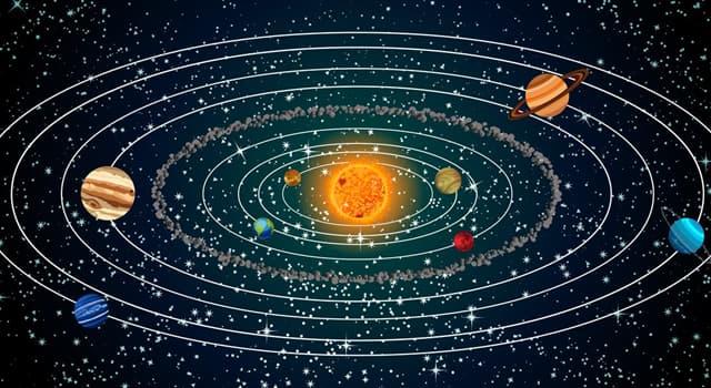Сiencia Pregunta Trivia: ¿Cómo se llama la trayectoria de un planeta alrededor de una estrella?