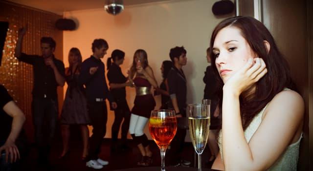 Sociedad Pregunta Trivia: ¿Cómo se llama la incapacidad de experimentar placer en actividades normalmente placenteras?