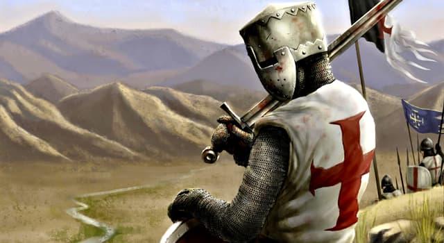 Historia Pregunta Trivia: ¿Cómo se llamaron las series de guerras religiosas impulsadas por la iglesia católica durante la Edad Media?
