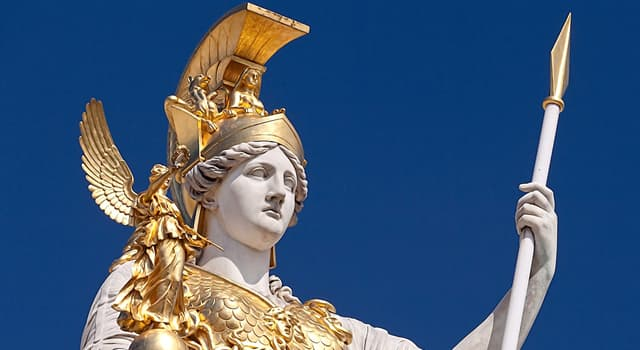 Cultura Pregunta Trivia: ¿Qué ave representa o acompaña tradicionalmente a Atenea?