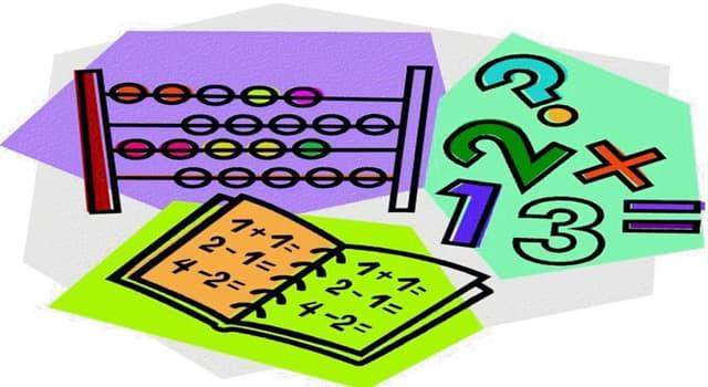 Сiencia Pregunta Trivia: ¿Cuál de las siguientes no es una operación aritmética?