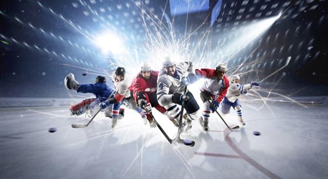 Deporte Pregunta Trivia: ¿Qué elemento usan los jugadores de hockey sobre hielo para proteger sus manos?