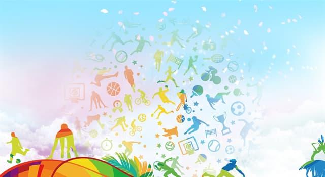 Deporte Pregunta Trivia: ¿Cuál de los siguientes deportes se juega principalmente durante el verano?