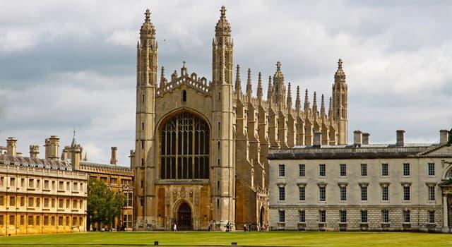Sociedad Pregunta Trivia: ¿Qué famosa universidad aparece en la imagen?