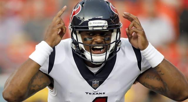 Deporte Pregunta Trivia: ¿El quarterback (mariscal de campo) es una posición de qué deporte?