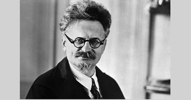 Historia Pregunta Trivia: ¿Por qué nombre fue mejor conocido Lev Davídovich Bronstein?