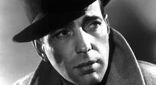 Películas Pregunta Trivia: ¿Por qué película consiguió Humphrey Bogart el único Óscar de su carrera?