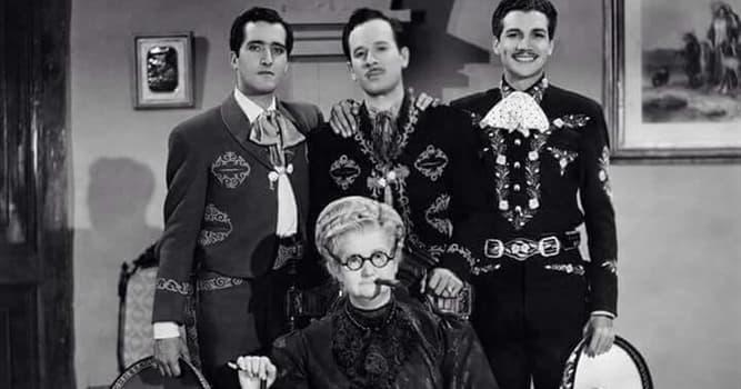 Películas Pregunta Trivia: ¿Qué actriz fue conocida como la abuelita del cine mexicano?