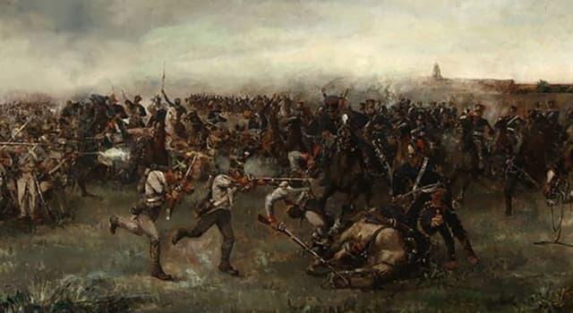 Historia Pregunta Trivia: ¿La banda militar de qué regimiento ejecuta La Marcha de San Lorenzo en cada cambio de guardia?