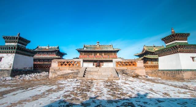 Cultura Pregunta Trivia: ¿Qué ciudad fue capital de Mongolia en tiempos de los sucesores de Gengis Khan?