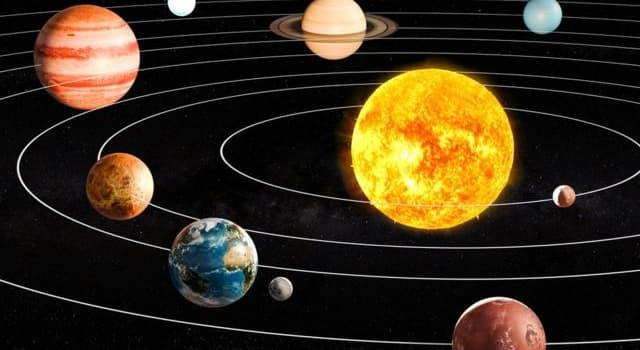 Сiencia Pregunta Trivia: ¿Qué dos planetas en nuestro Sistema Solar no tienen lunas?