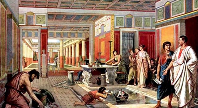 """Historia Pregunta Trivia: ¿Qué era la """"Manumisión"""" en el Imperio Romano?"""