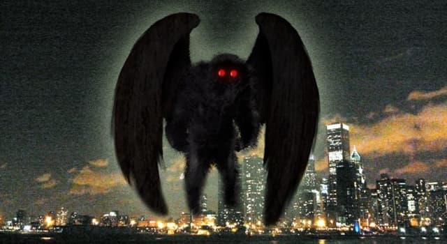 Cultura Pregunta Trivia: ¿Qué es el hombre polilla o mothman?
