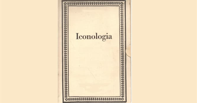 Cultura Pregunta Trivia: ¿Qué es la iconología?