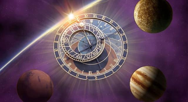 Geografía Pregunta Trivia: ¿Qué es un astroblema?