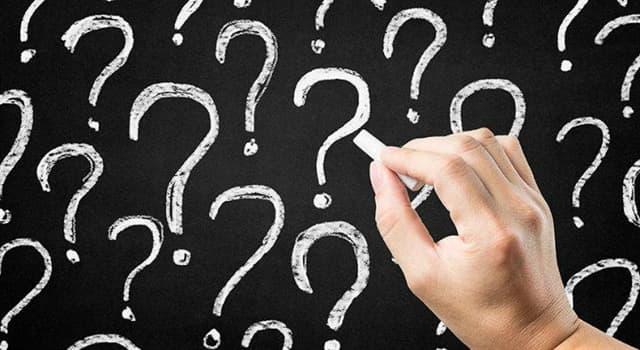 Naturaleza Pregunta Trivia: ¿Qué es un liquidámbar?