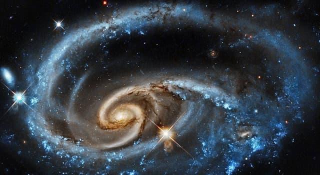 Cultura Pregunta Trivia: ¿Qué es una galaxia?