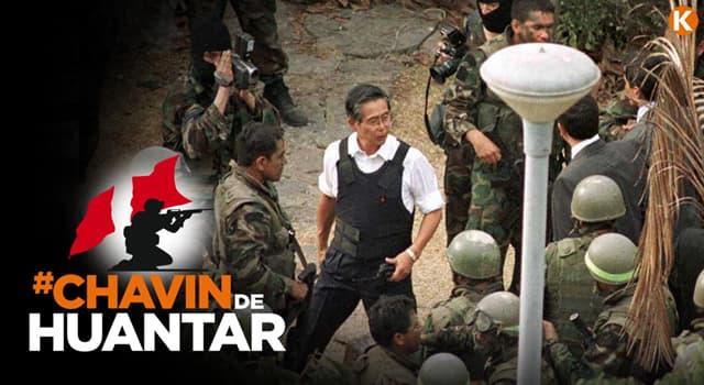 Historia Pregunta Trivia: ¿Qué fue La Operación Chavín de Huántar en el Perú?