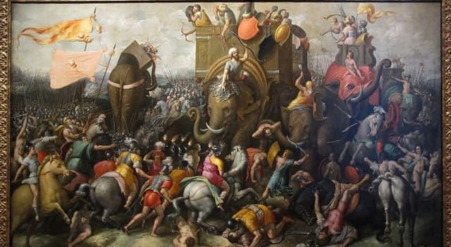 Historia Pregunta Trivia: ¿Qué generales se enfrentaron en la Batalla de Zama?