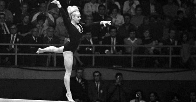 Deporte Pregunta Trivia: ¿Qué gimnasta se casó en México durante los Juegos Olímpicos de 1968?