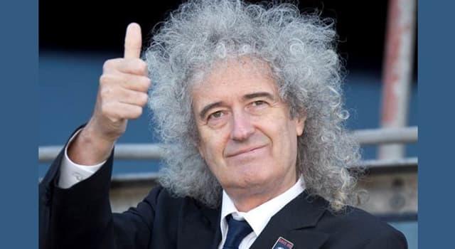 Cultura Pregunta Trivia: ¿Qué grupo de rock integró Brian May?
