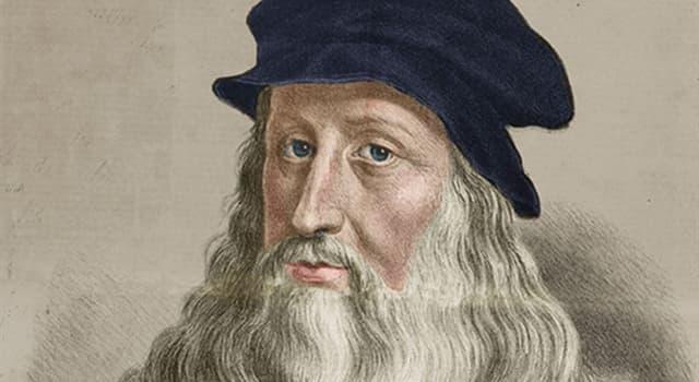 Historia Pregunta Trivia: ¿Qué habilidad tenía Leonardo da Vinci con las manos?