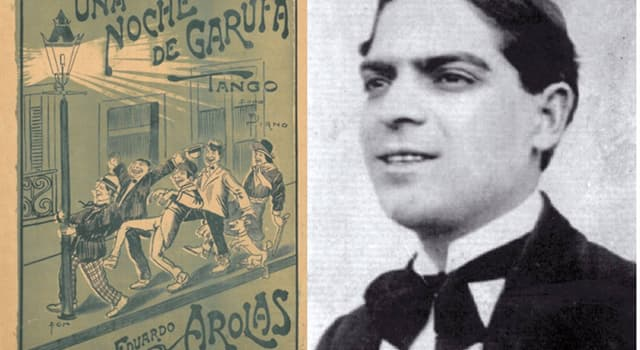Cultura Pregunta Trivia: ¿Qué instrumento tocaba el músico Eduardo Arolas?