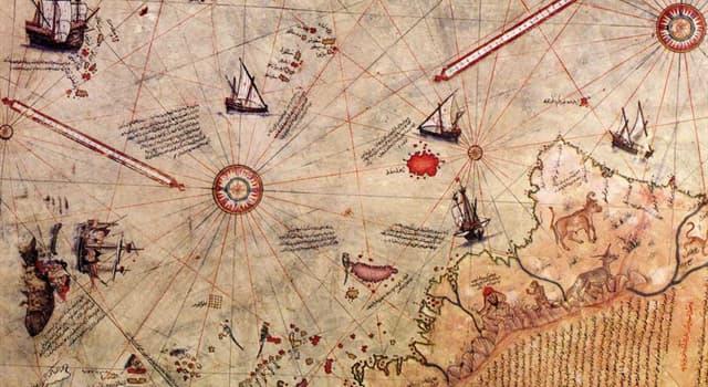 Geografía Pregunta Trivia: ¿En qué año se localizó en Estambul, Turquía, el mapa de Piri Reis?