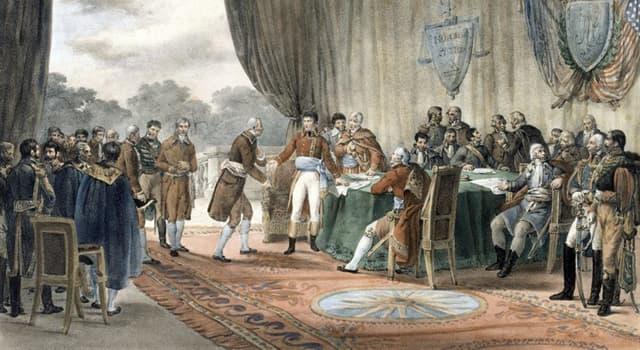 Historia Pregunta Trivia: ¿Qué monarca español del siglo XIX se exilió en Estados Unidos?