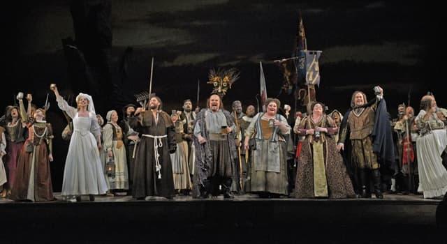 """Cultura Pregunta Trivia: ¿Qué músico italiano compuso la ópera """"Falstaff"""" poco antes de morir?"""