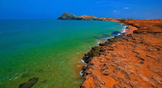 Cultura Pregunta Trivia: ¿Qué países comparten la Península de la Guajira?