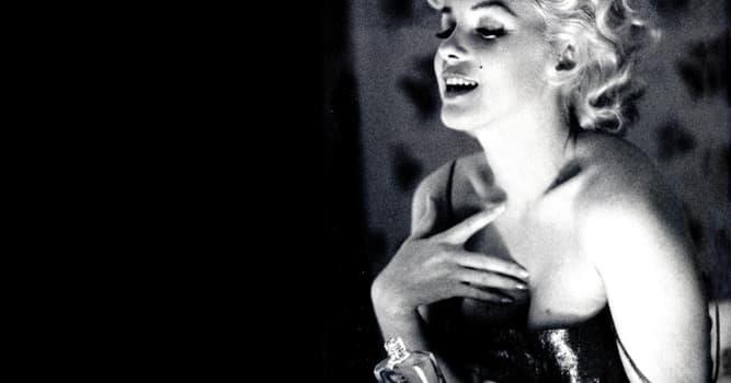 Historia Pregunta Trivia: ¿Qué perfume mencionó Marilyn Monroe cuando le preguntaron sobre qué se ponía para dormir?