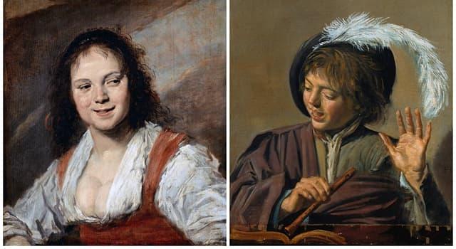 """Cultura Pregunta Trivia: ¿Qué pintor neerlandés es el autor de """"La cíngara o la gitanilla"""" y """"Niño cantando con flauta""""?"""