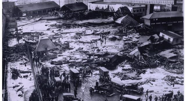 Cultura Pregunta Trivia: ¿Qué produjo una trágica inundación en Londres el 17 de octubre de 1814?