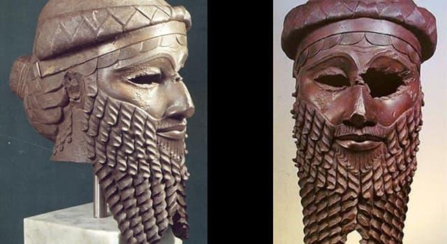 Historia Pregunta Trivia: ¿Qué significaba el nombre de Sargón I de Acad?