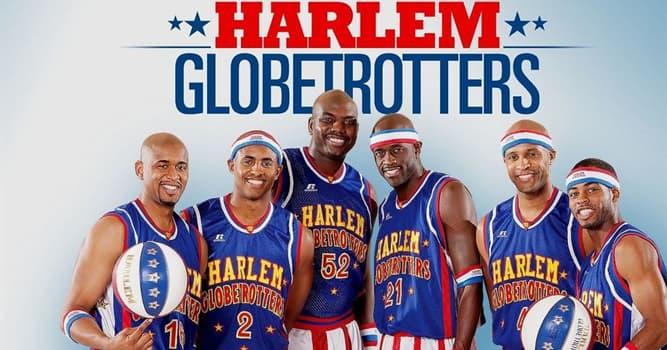Deporte Pregunta Trivia: ¿Qué tema musical caracteriza al equipo de baloncesto Harlem Globetrotters?