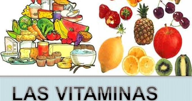 Сiencia Pregunta Trivia: ¿Qué vitamina nos proporciona el ergosterol cuando se transforma por acción de la luz ultravioleta?