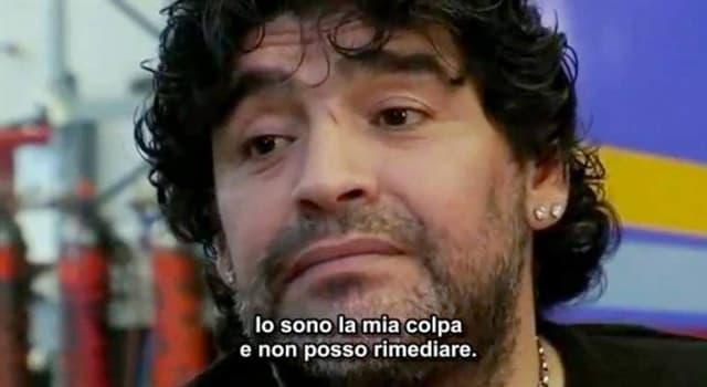 Películas Pregunta Trivia: ¿Quién dirigió la película documental de Maradona (2008)?