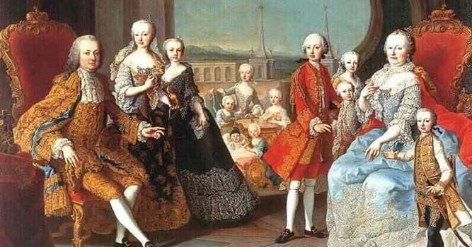 Historia Pregunta Trivia: ¿Quién era la hija más joven de María Teresa I de Austria, nacida en 1755?