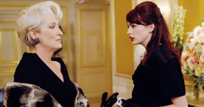 """Películas Pregunta Trivia: ¿Quién es el director de la película """"El Diablo viste a la Moda""""?"""