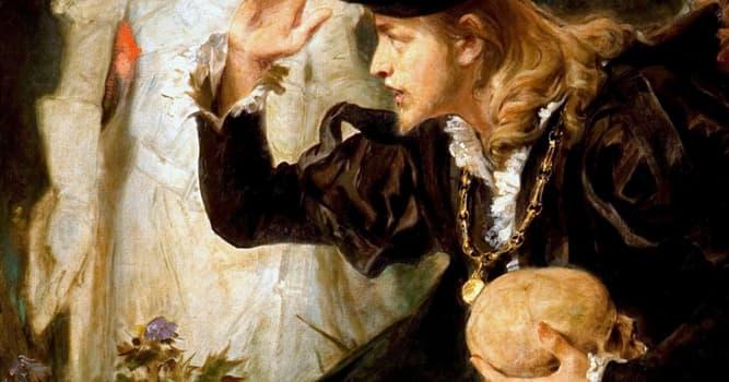 """Cultura Pregunta Trivia: ¿Quién escribió """"La tragedia de Hamlet, príncipe de Dinamarca""""?"""