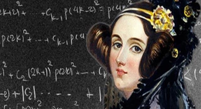 Cultura Pregunta Trivia: ¿Quién fue Ada Lovelace?
