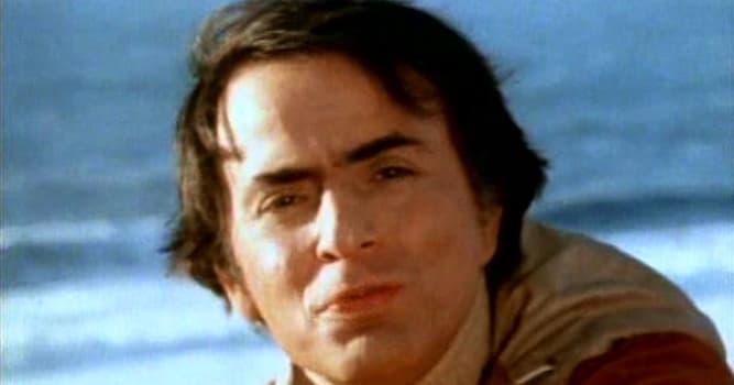 Historia Pregunta Trivia: ¿Quién fue Carl Edward Sagan?