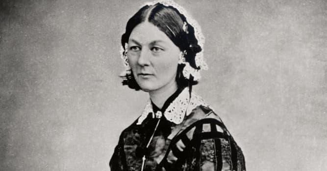 Sociedad Pregunta Trivia: ¿Quién fue Florence Nightingale?